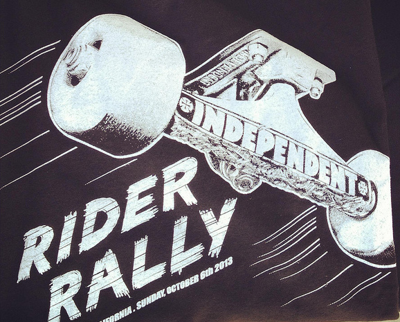 Independent Rider Rally