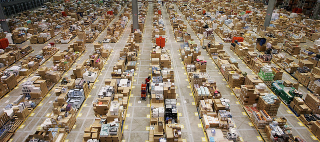 Amazon UK Warehouse