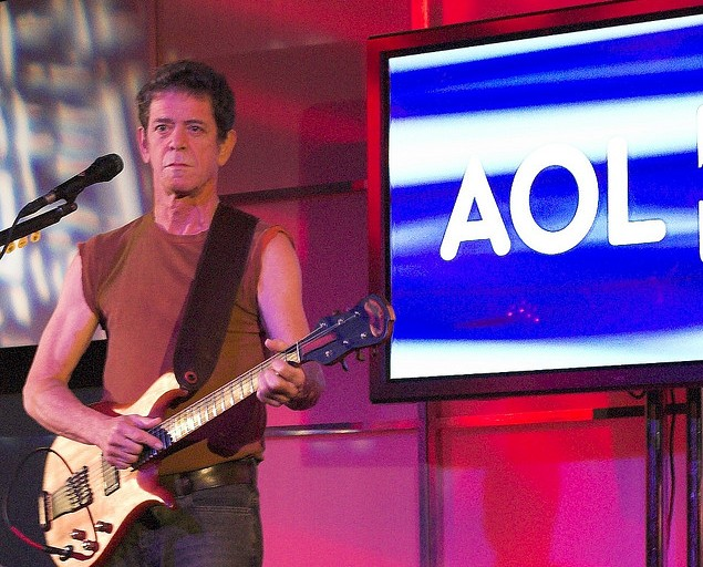 Lou Reed at Web 2.0 2006